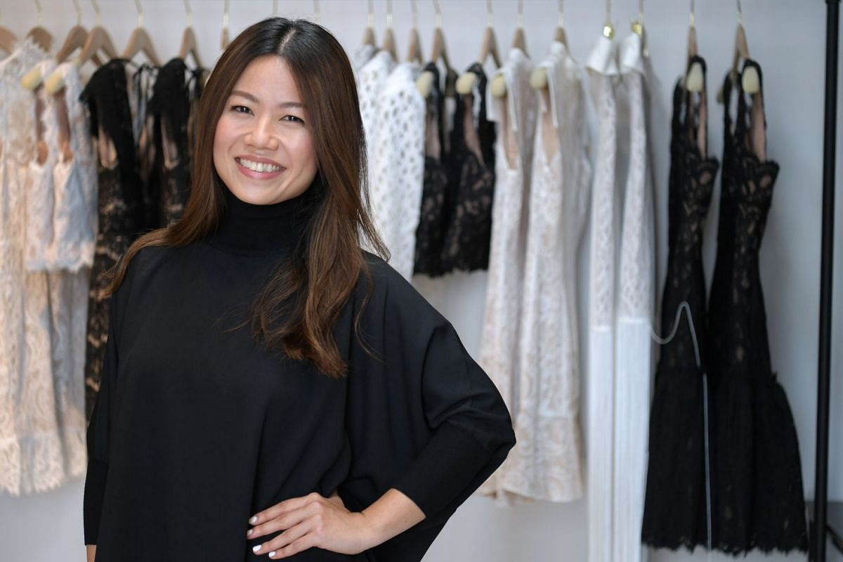 Aijek Founder And Designer Danelle Woo (above) on why she is not looking for a buyer to take over her label.