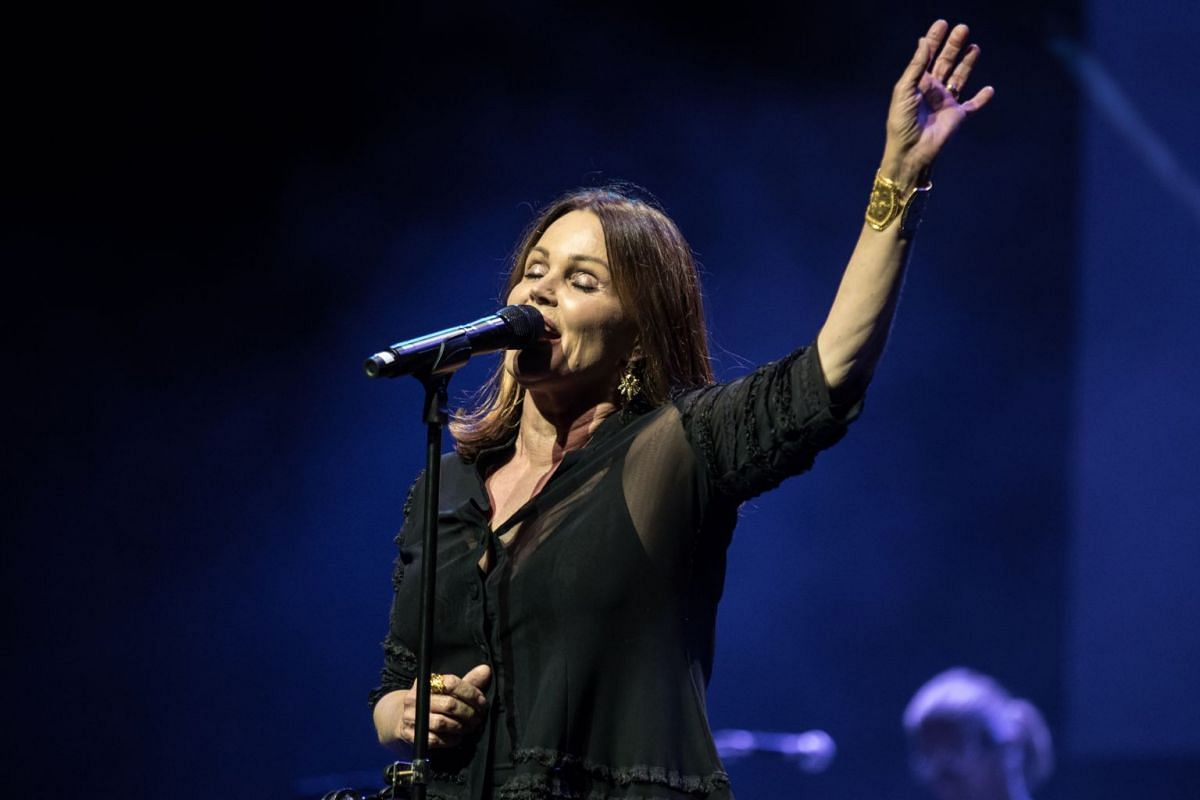 American singer Belinda Carlisle, one of the 1980s biggest pop stars, with hits such as Heaven Is A Place On Earth, is among the acts coming to Singapore.