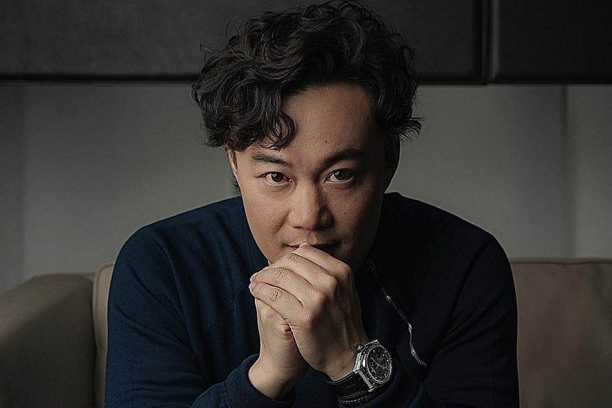 Eason Chan is an ambassador for luxury watchmaker Zenith.