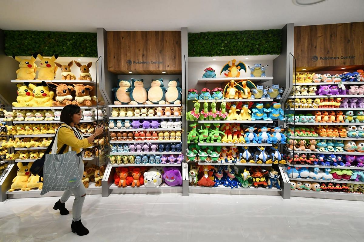 The first permanent Pokemon Centre in Asia outside of Japan will open at Jewel changi Airport on April 17, 2019.