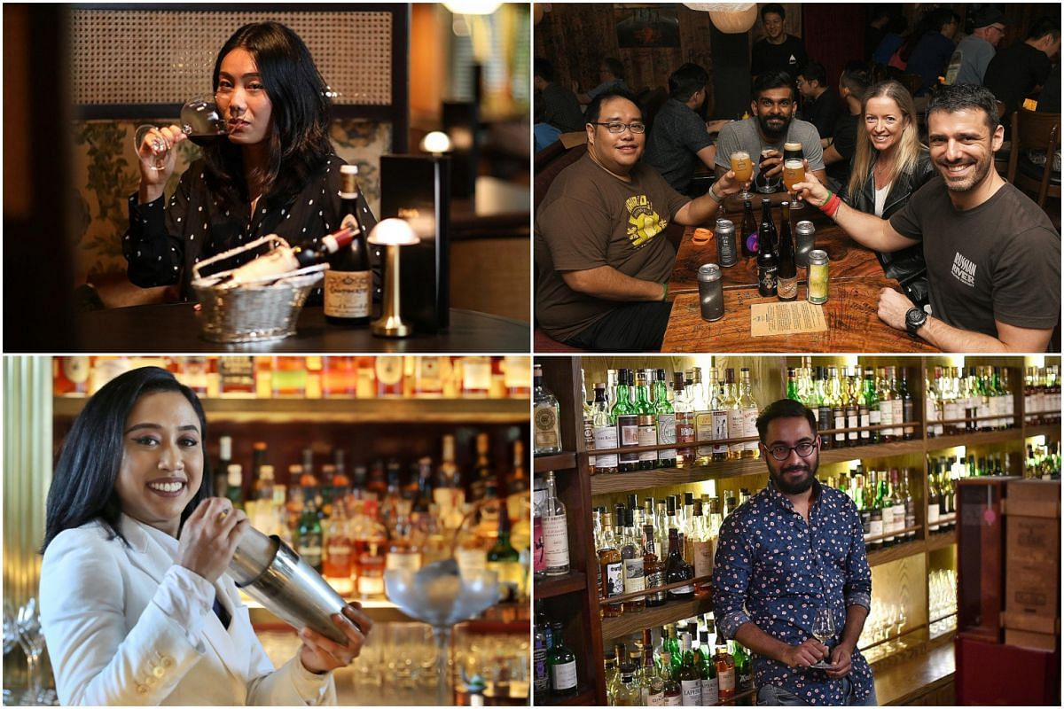 The discerning millennial drinker is one who takes alcohol seriously. Armed with more knowledge than ever on wines, whiskys, beers and cocktails - and a healthy dose of disposable income - these millennials are taking it up a notch when it comes to a