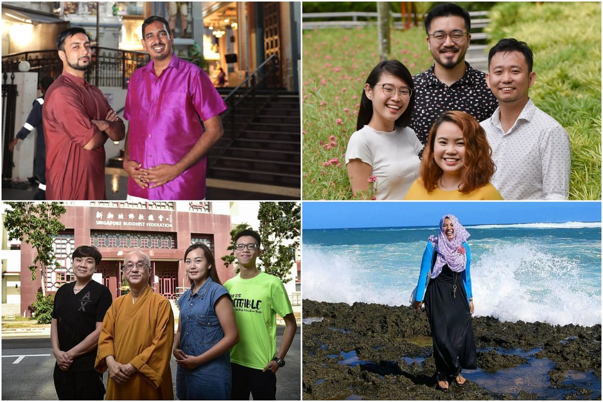 While more young Singaporeans are spurning religion, some are going online to reach out to others on matters of belief.