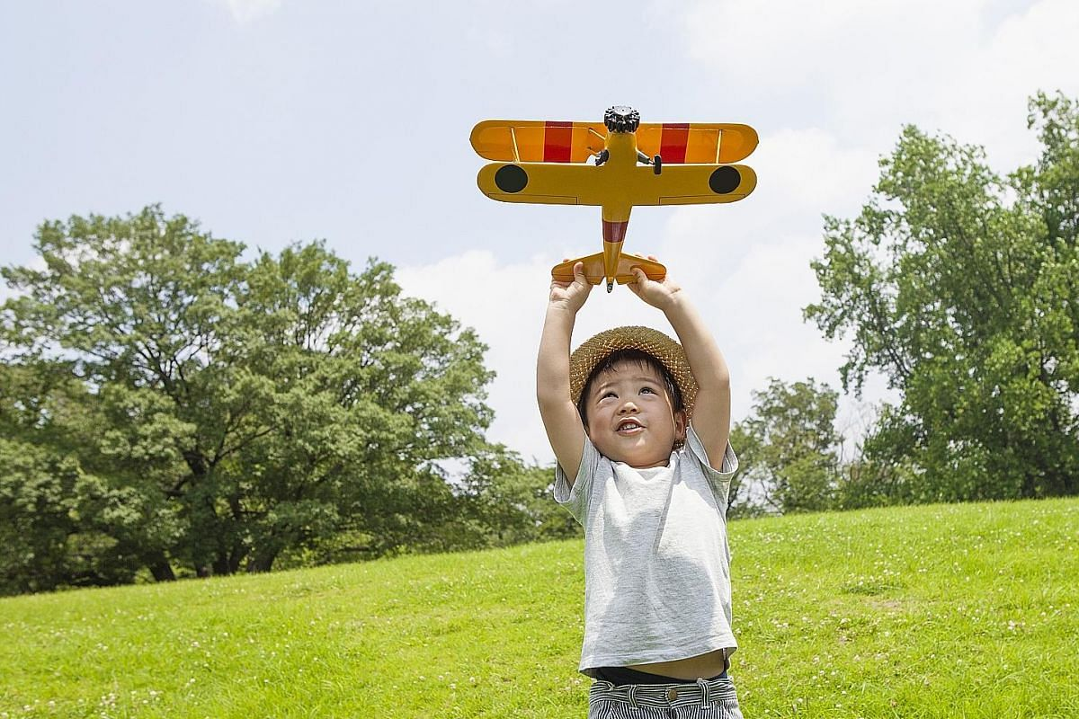 The World Health Organisation says healthy physical activity and sleep routines established early in life help to shape habits into adulthood.