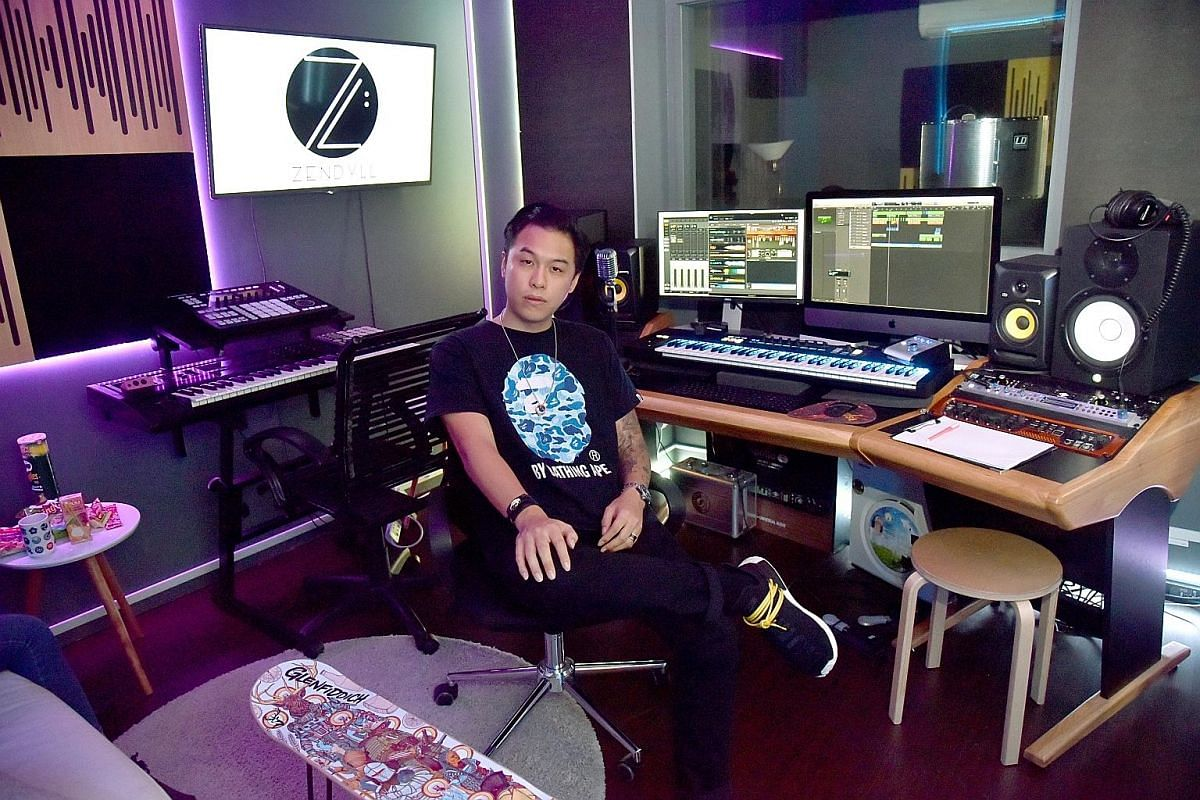 Jon Chua, guitarist and songwriter of The Sam Willows, launched Zendyll Records last year.