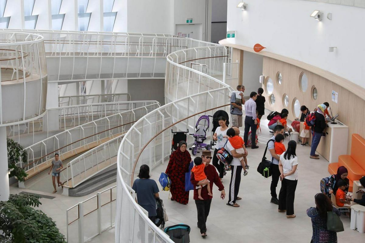 NTUC First Campus' My First Skool's 1,065-capacity Early Years Centre in Punggol.