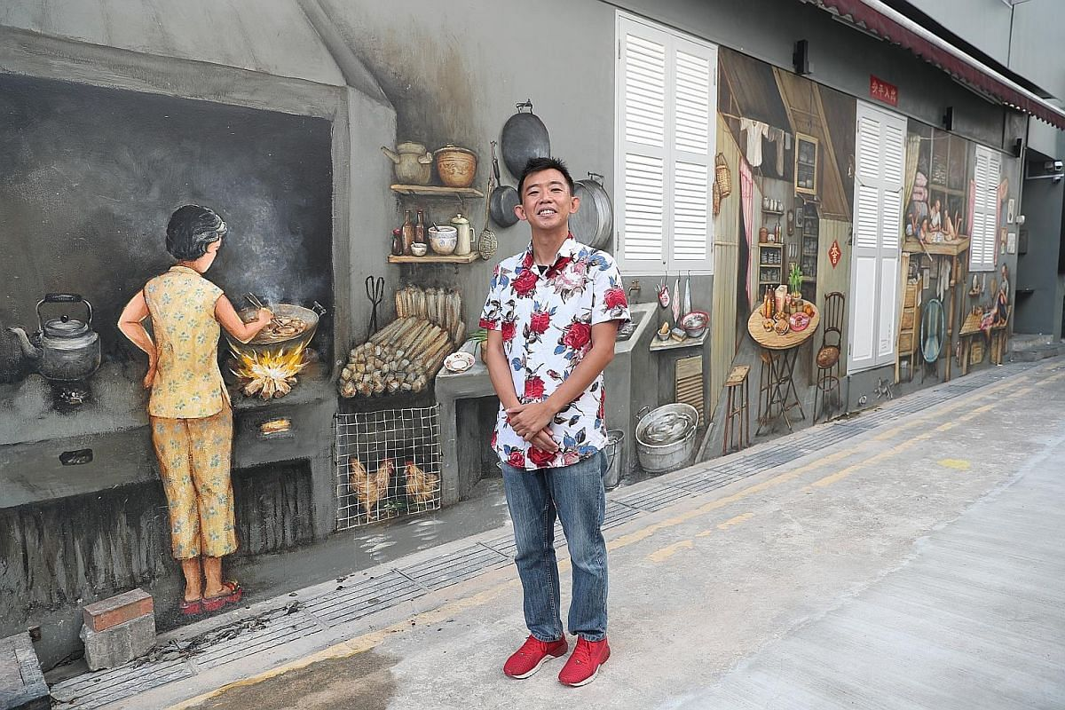 Mr Toh Thiam Wei founded walking tour company Indie Singapore, which customers have ranked No. 1 out of 247 tours in Singapore on TripAdvisor.