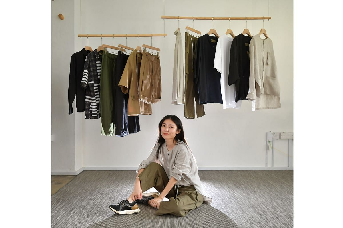 Fashion designer Xie Qian Qian will be taking her Graye Spring/Summer 2019 collection to Orchard Road Fashion Scramble, a GSS: Experience Singapore event.