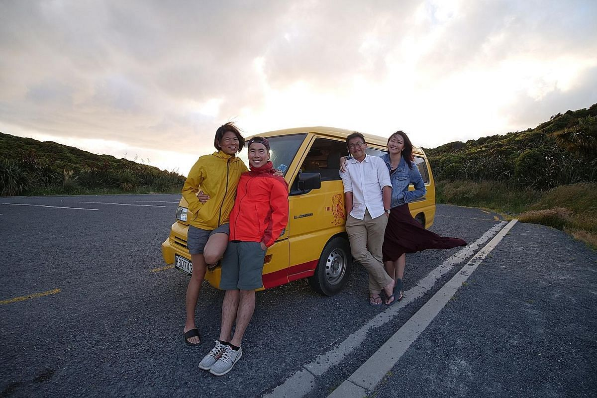 Have van, will travel, Travel News & Top Stories - The