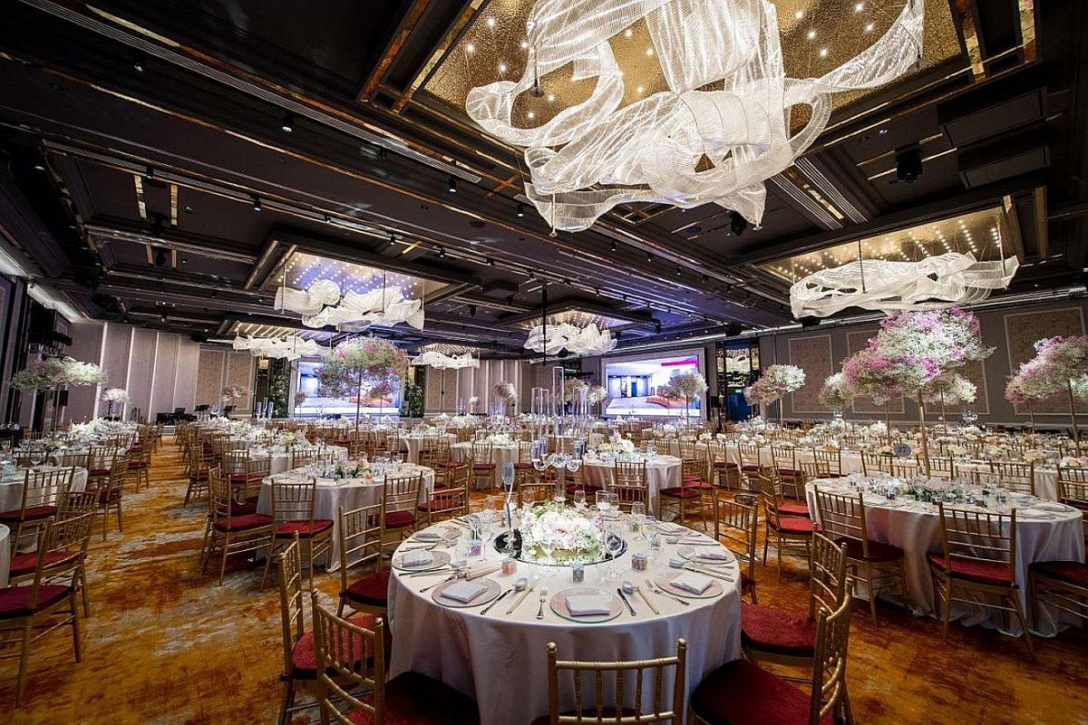 Orchard Hotel Singapore unveiled its new look last month, including its 1,000-seat ballroom. Four Seasons Hotel's Presidential Suite spans 2,142 sq ft and is inspired by black-and-white colonial houses in Singapore.