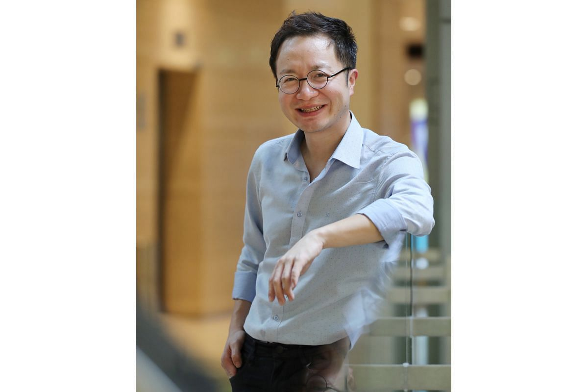 South Korean edutainment company SmartStudy, which is behind the infectious kids' song Pinkfong Baby Shark, was co-founded by Mr Ryan Lee (above).