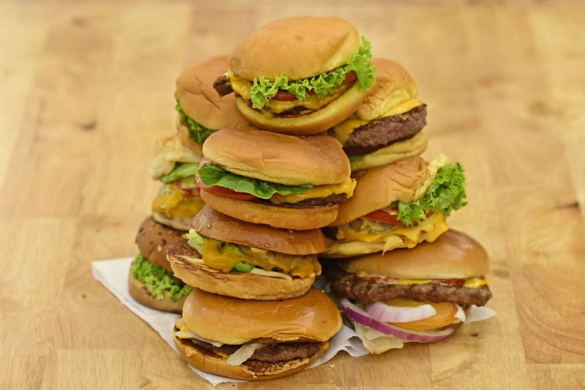 A total of 12 burgers – from both home-grown and international joints – were put through the blind taste test.