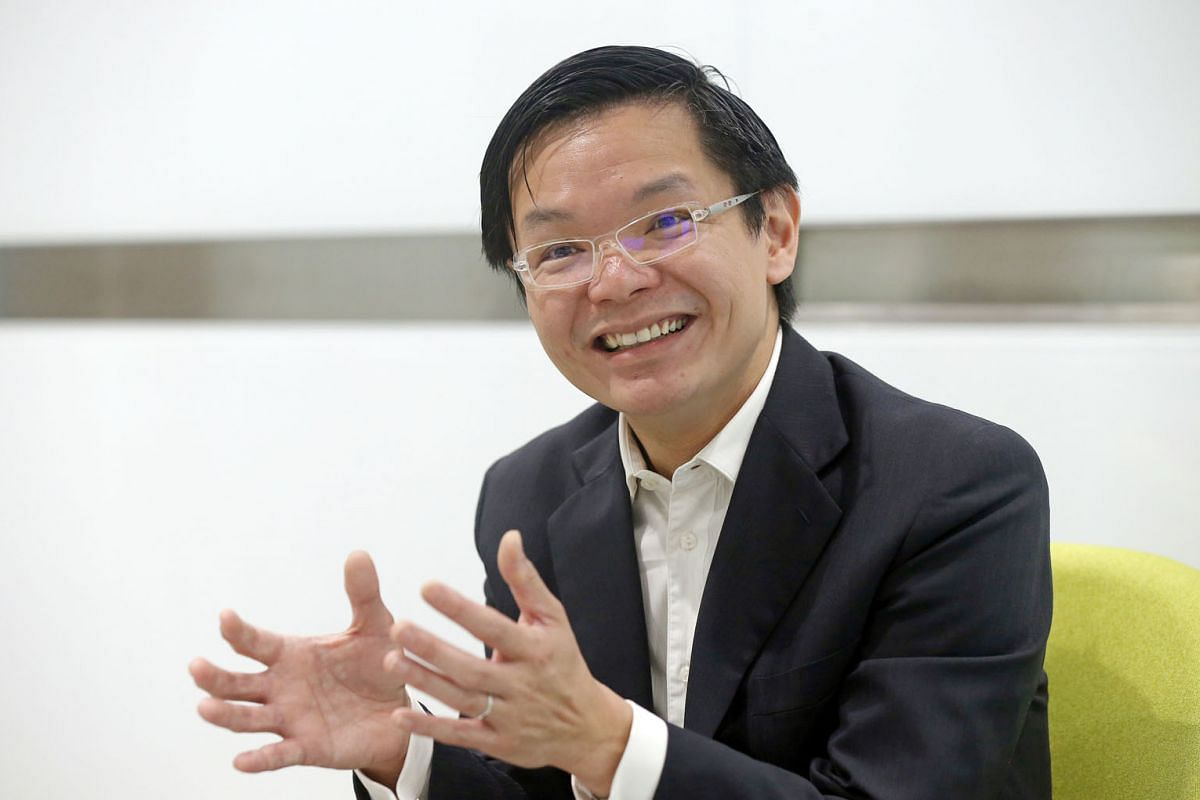 SkillsFuture Singapore CEO Ng Cher Pong says that the work-study model is not meant to replace the university degree, or dissuade young people from pursuing higher education.