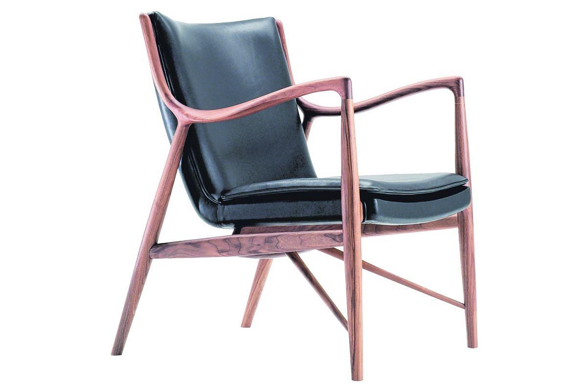 Model 45 Chair By House Of Finn Juhl.