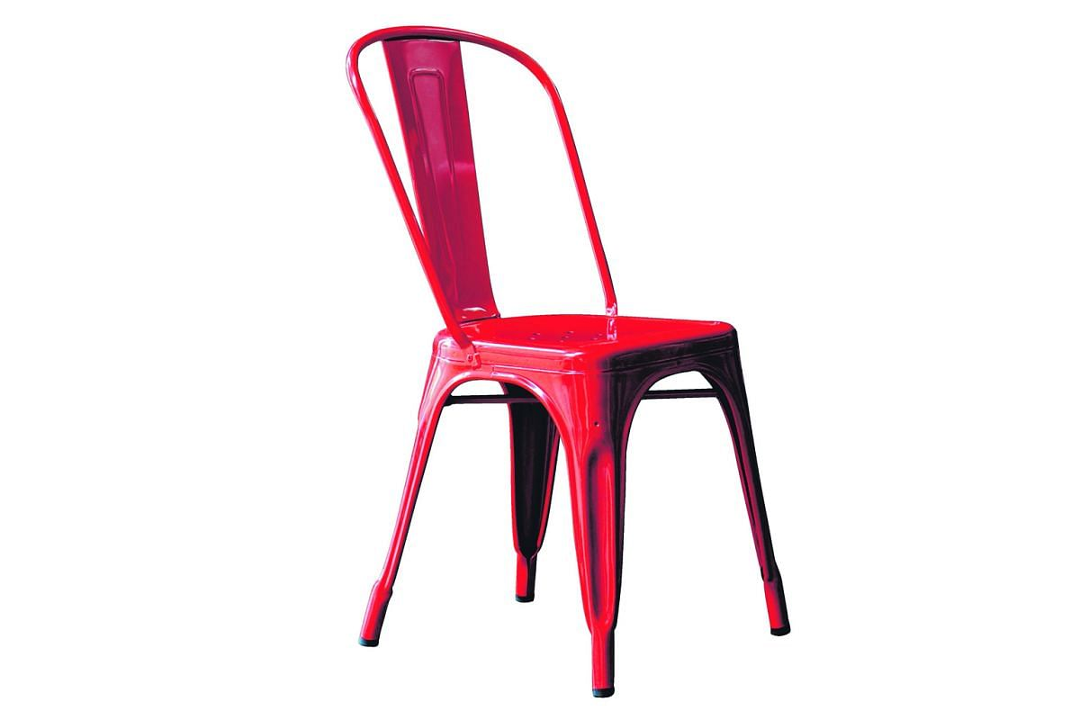 Model A Chair by Tolix.
