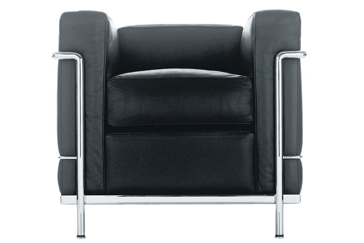 Lc2 Armchair by Cassina.