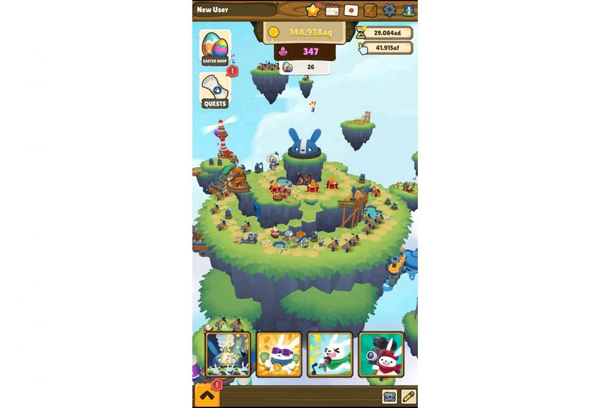 BattleBrew Productions, headed by founder and chief executive officer Shawn Toh, is promoting its mobile strategy games BattleSky Brigade: Tribes and BattleSky Brigade: TapTap (above) at gamescom.