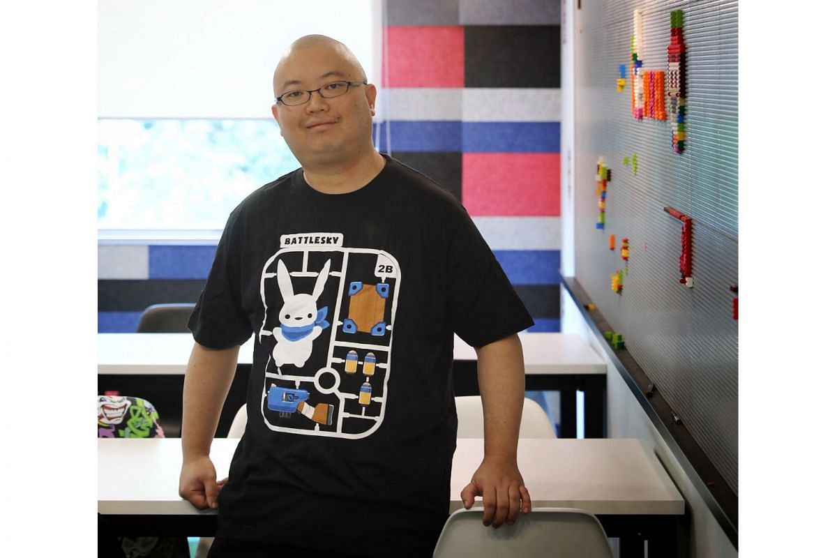 BattleBrew Productions, headed by founder and chief executive officer Shawn Toh (above), is promoting its mobile strategy games BattleSky Brigade: Tribes and BattleSky Brigade: TapTap at gamescom.