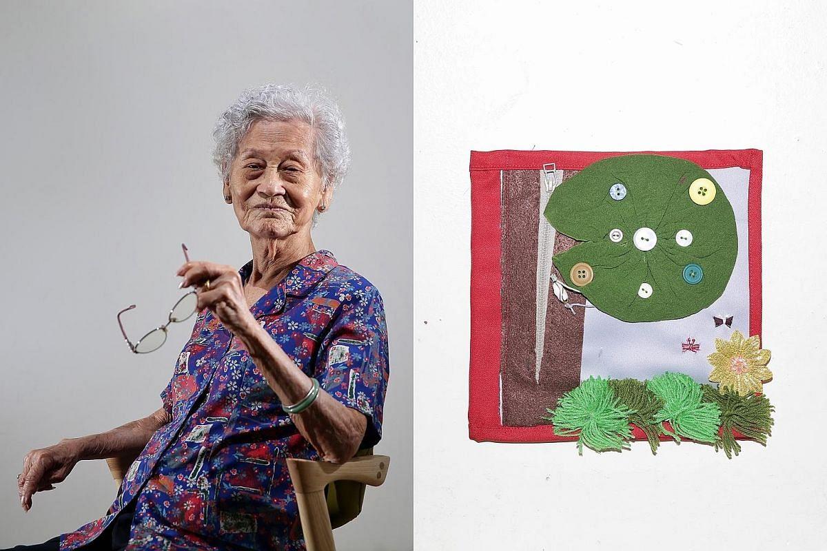 Madam On Siew Tin, 89.