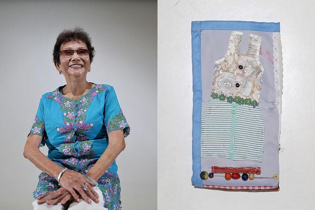 Madam Koh Sew Kee, 80.