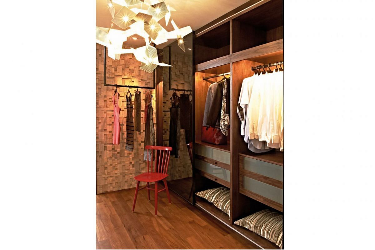 Walk In To A Wow Wardrobe Home Design News Top Stories