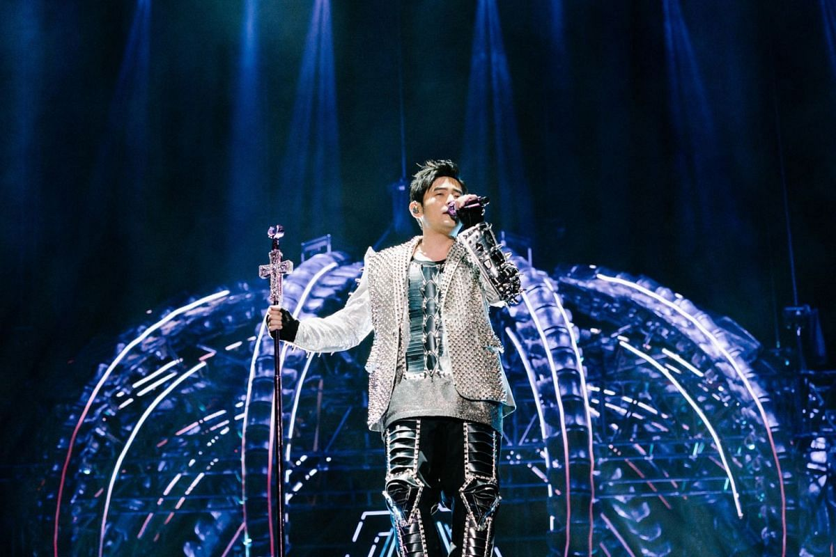 Taiwanese Mandopop king Jay Chou will bring his Jay Chou Carnival World Tour to the National Stadium in January.