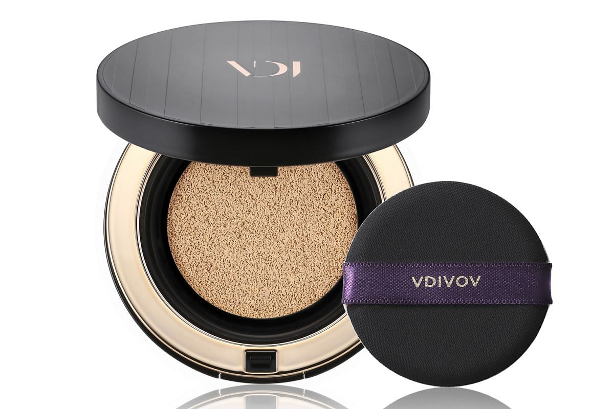 VDIVOV DOUBLE STAY CUSHION ($44).