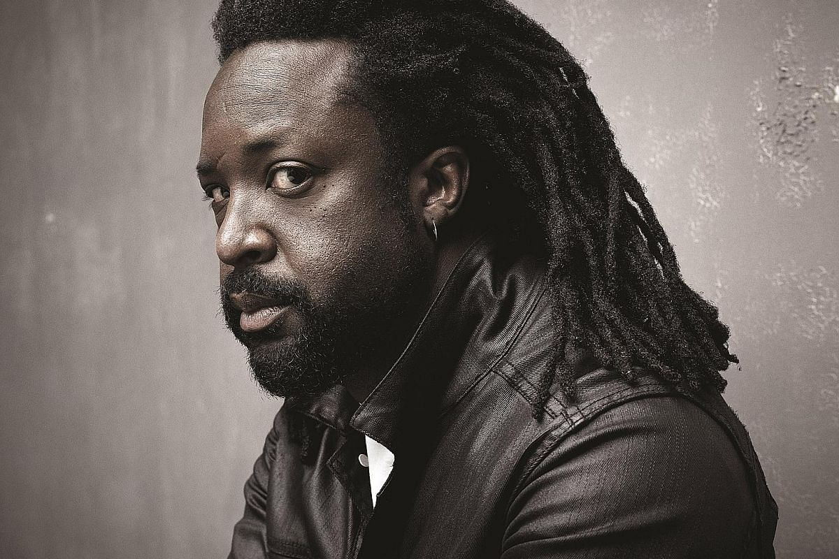 Jamaican author Marlon James (above) will deliver the Singapore Writers Festival prologue and plans to speak about the importance of literature to the world.