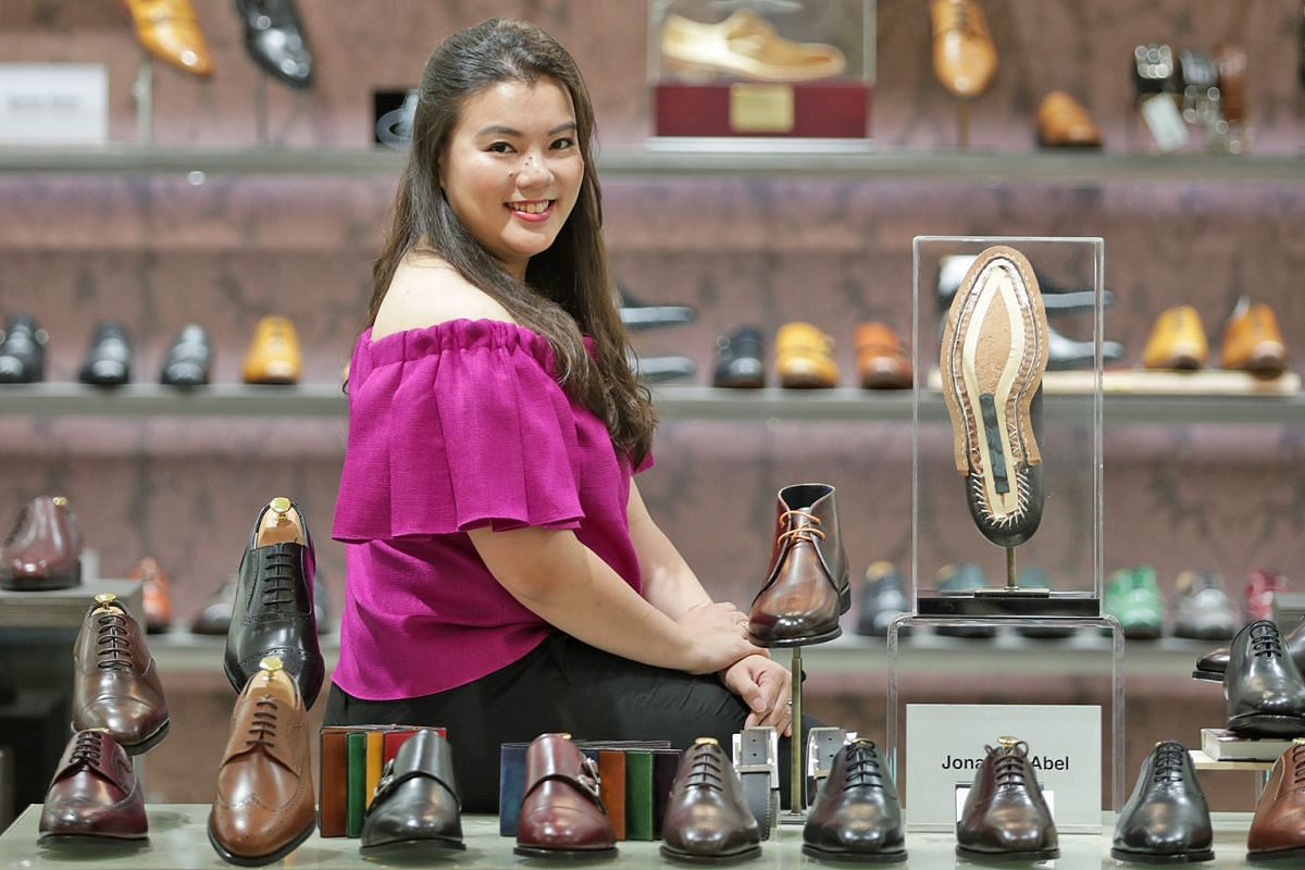 Teresa Chong launched Jonathan Abel last year, offering what she sees as affordable luxury with its shoes made in Portugal using the traditional Goodyear welt method.
