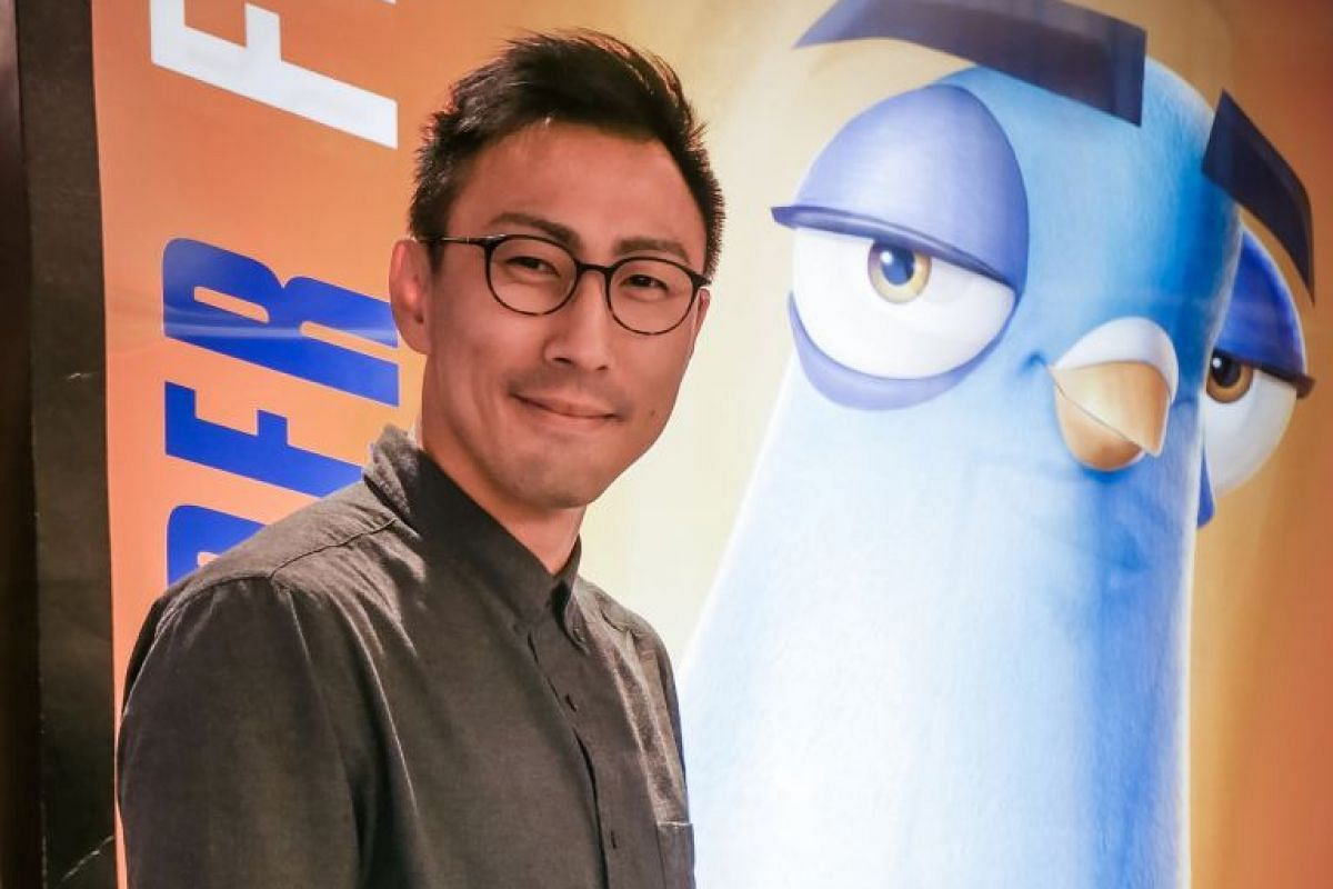 Jason Ho has worked on Hollywood animated films such as the upcoming Spies In Disguise as well as Rio 2 (2014) and Ice Age: Continental Drift (2012).