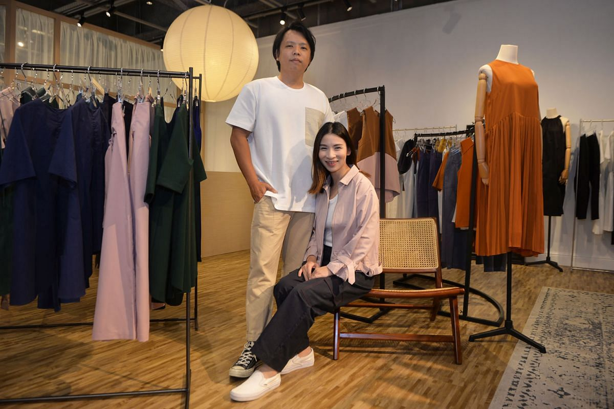 Beyond The Vines co-founders Daniel Chew and Rebecca Ting believe their quick success has to do with first-mover advantage.