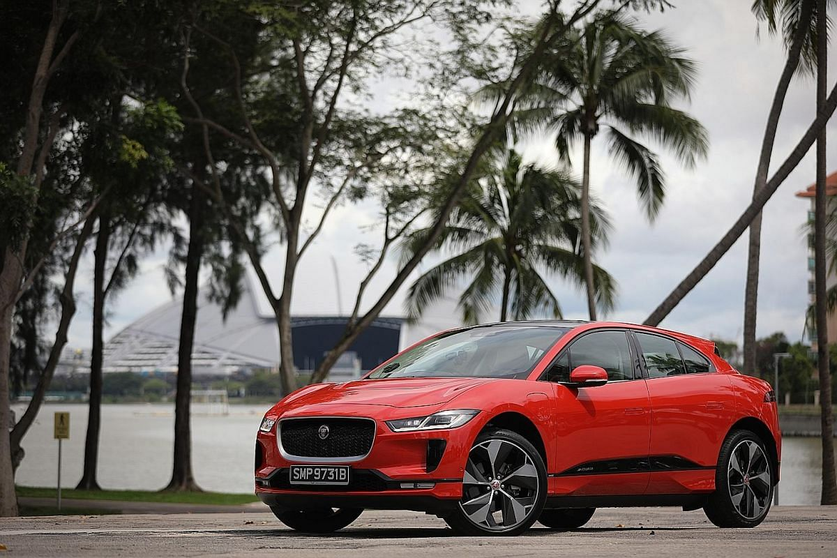 The Jaguar I-Pace has emerged as The Straits Times Car of the Year, beating the runner-up, Porsche 911, by just one point. The Alpine A110 is second runner-up.