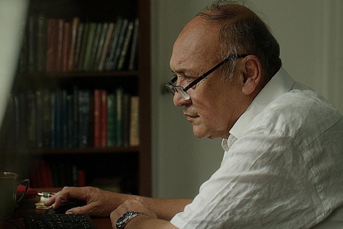 Not So Long Time Ago is about the social and political changes taking place in Singapore from the 1980s. The Fatekeepers (left) is about five young people with feng shui powers that can defend Singapore from dark forces. Indian actor Victor Banerjee