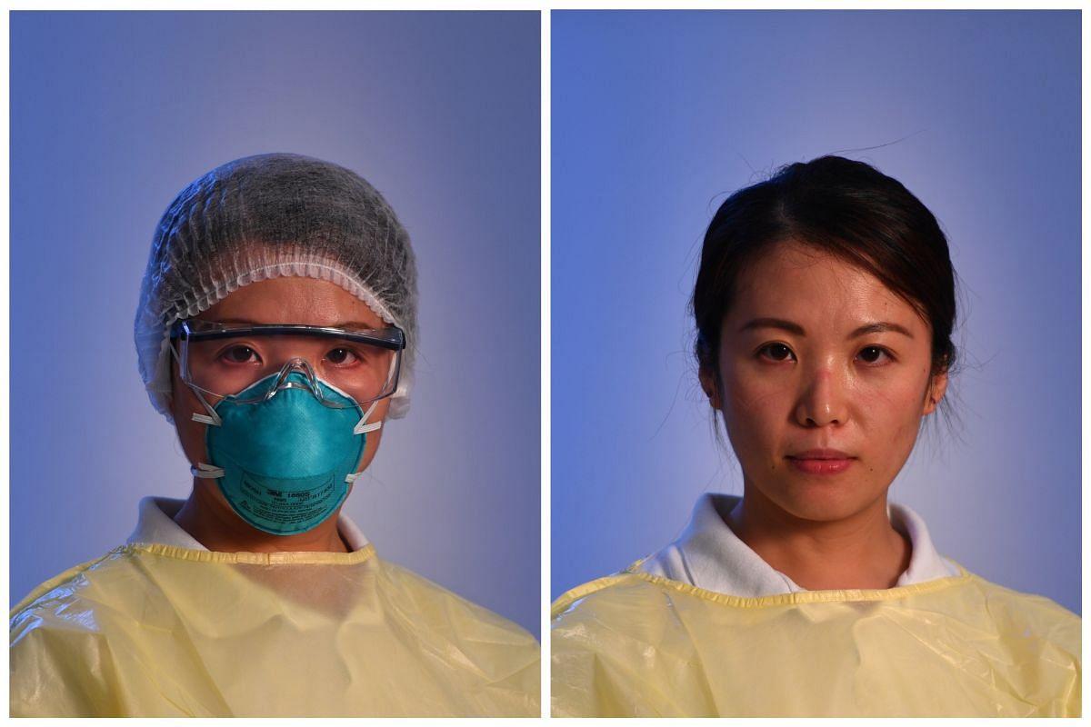 Wen Bei Bei, 32, Senior Staff Nurse