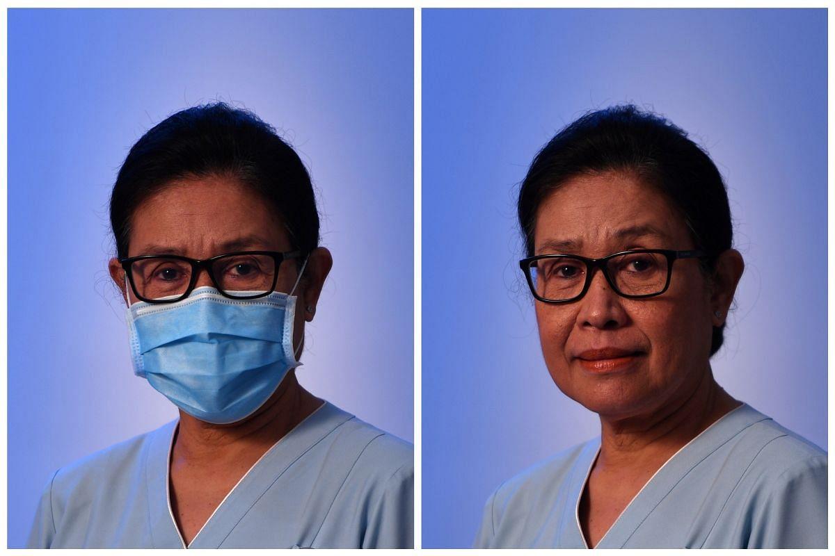 Senifah Radi, 66, Senior Nurse Manager