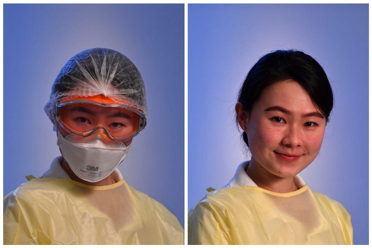 Chang Wei Shi, 25, Staff Nurse