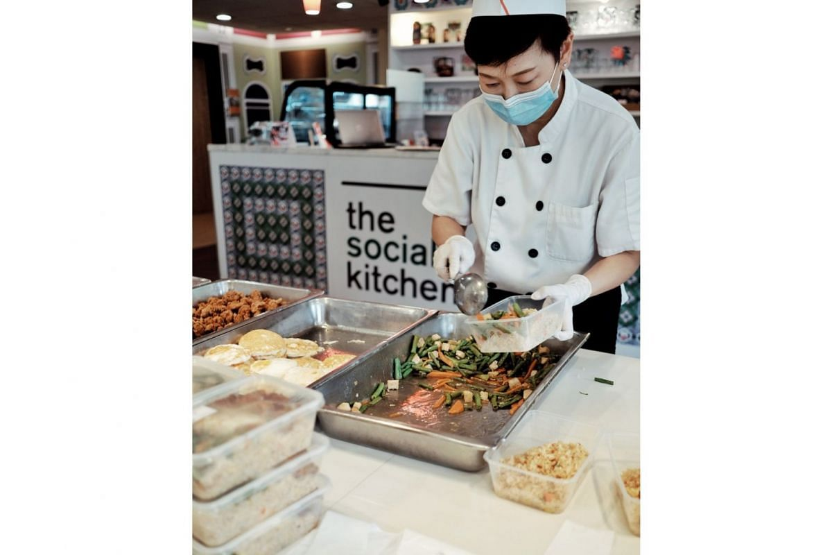 Cloud kitchen operator The Social Kitchen, a social enterprise, has its flagship at the YMCA of Singapore housing nine brands and is looking to eventually have 50 kitchens across Singapore.