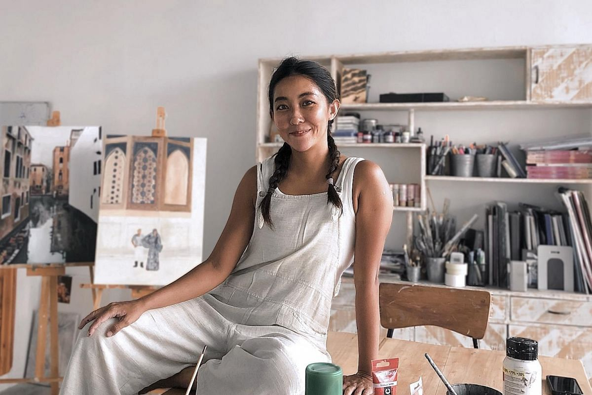 Ms Darny Mancano, who runs Asmiera Spice Cooking Studio in Umalas, helped set up the Women's Fellowship Group, which supports fellow business owners. Artist Jorraine Lim of Berawa Art House provides weekly art programmes for kids and adults in Canggu