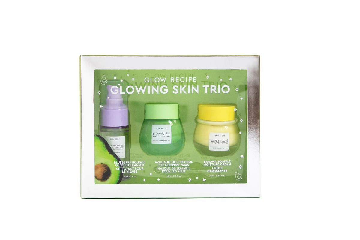 Glow Recipe Glowing Skin Trio