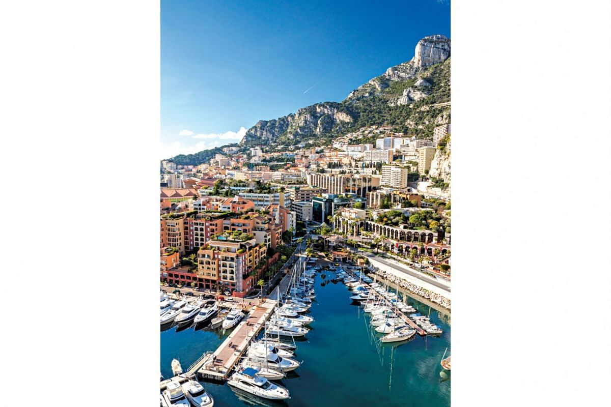 Monaco (above) is rolling out a sleek social media campaign, Monaco From Home – A Small Country That Resonates All Over The Planet, to stay connected with travellers all over the world.