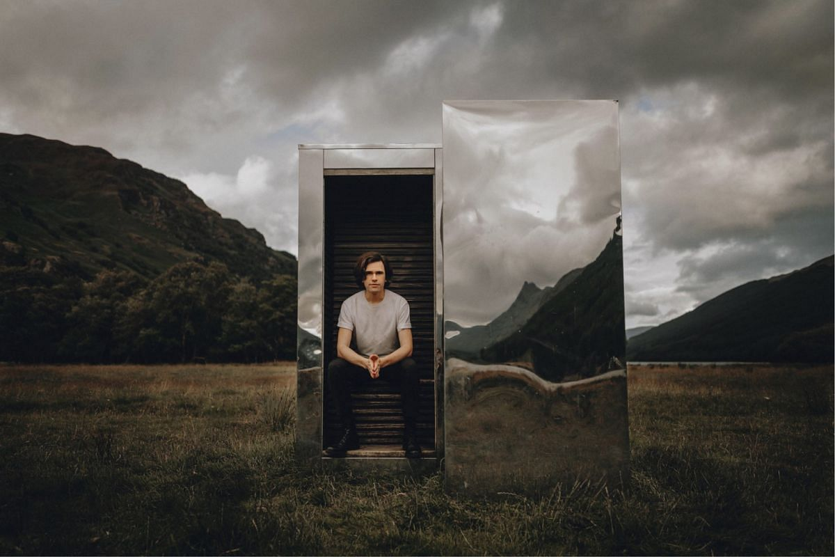 The Journey by mentalist Scott Silven is a 50-minute interactive digital experience that begins in Glasgow, Scotland.