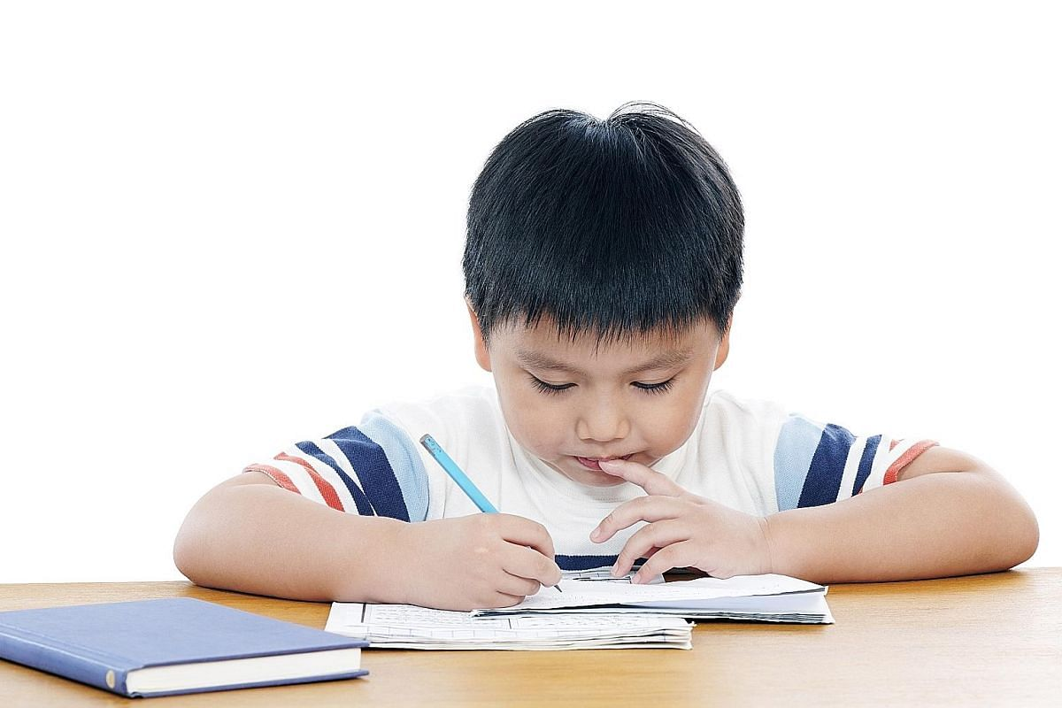 Children may not know where to begin when tasked with revision, but parents can guide them by laying the foundation for academic improvement.