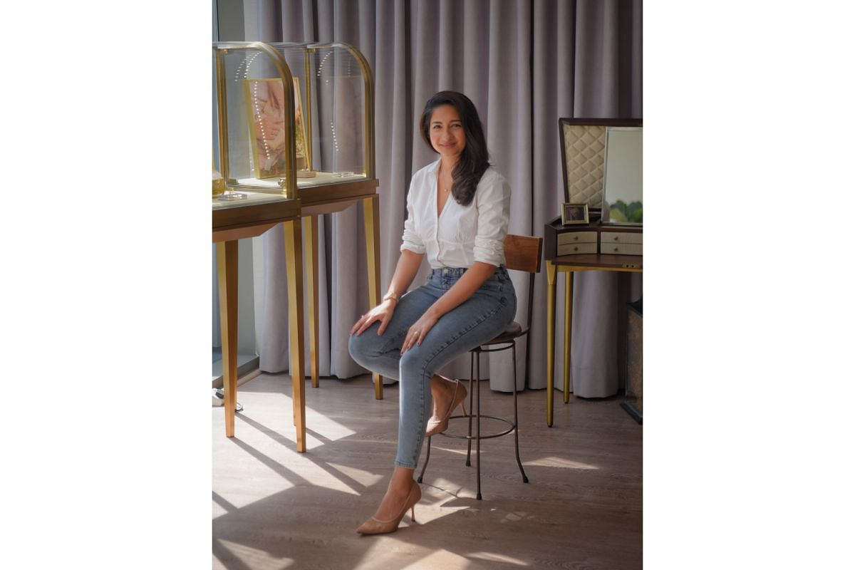 Ms Shanya Amarasuriya, B.P. de Silva Jewellers' creative director, wants to bring the focus back to the human stories behind the brand.