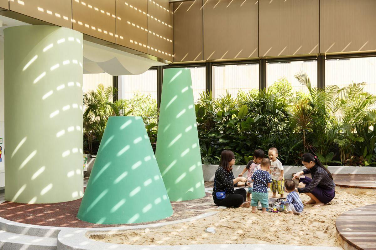 The Caterpillar's Cove Child Development and Study Centre.