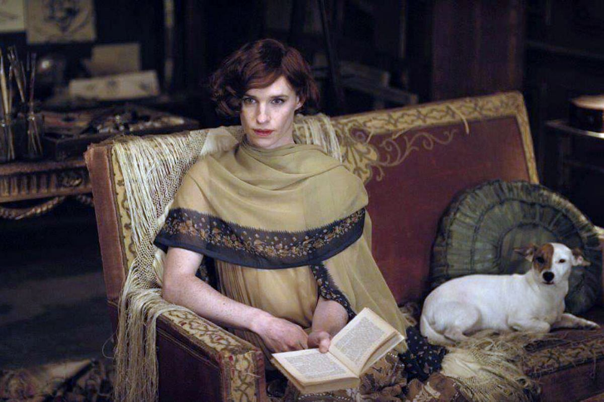 In The Danish Girl, Eddie Redmayne stars as Lili Elbe, said to be one of the first to undergo sex-change surgery in the 1930s.