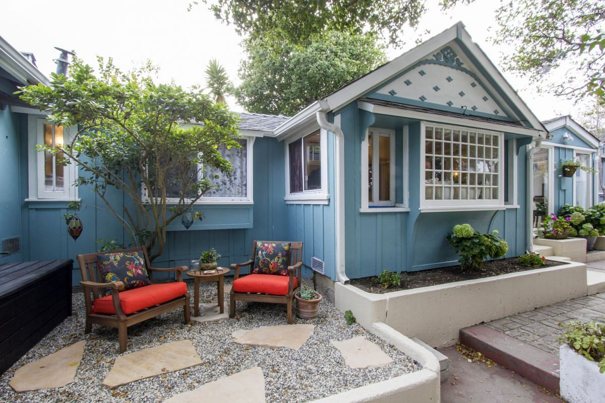 John Steinbeck's writer's studio: Rent this cottage, once the writing studio of John Steinbeck, and soak up the idyllic feel of the place.
