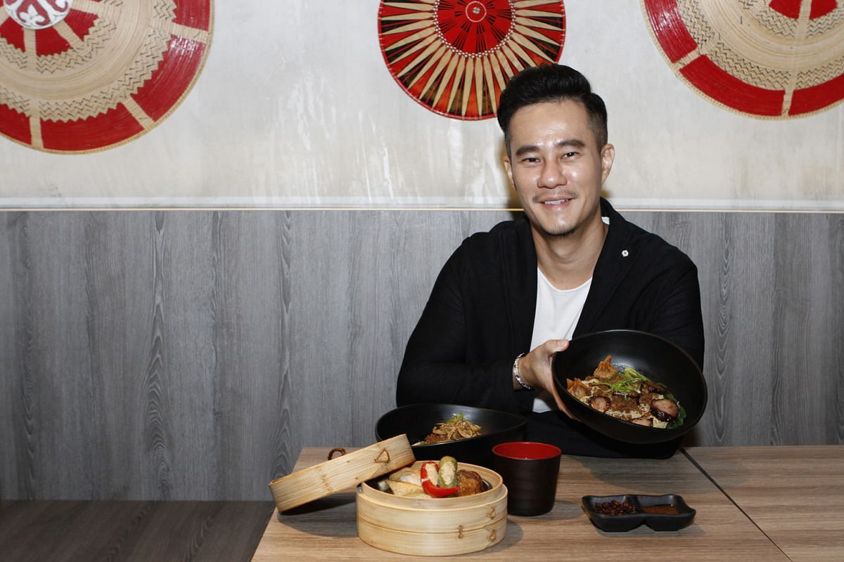 Mr Aidan Goh, whose noodle chain comprises 30 outlets across Malaysia and one outlet here, started out with a stall in a run-down coffee shop in Miri, Sarawak.