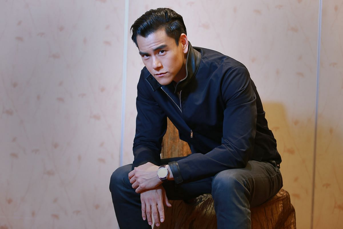 Taiwanese actor Eddie Peng is starring in seven films this year.