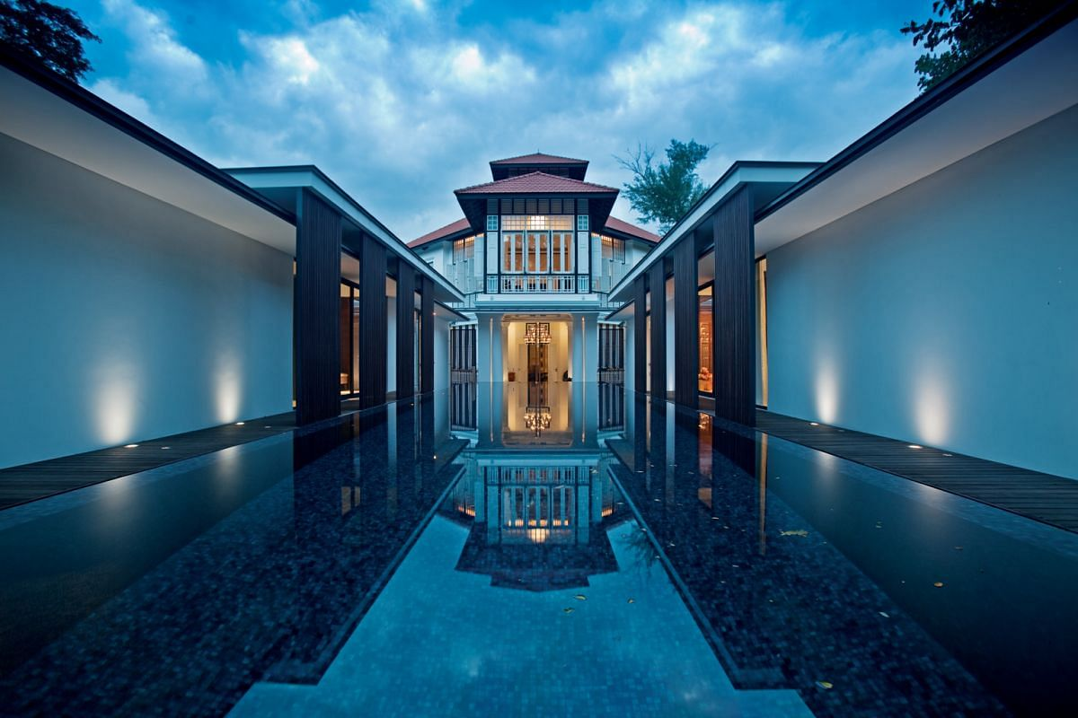 A glimpse of Good Class Bungalows, the biggest and rarest houses ...