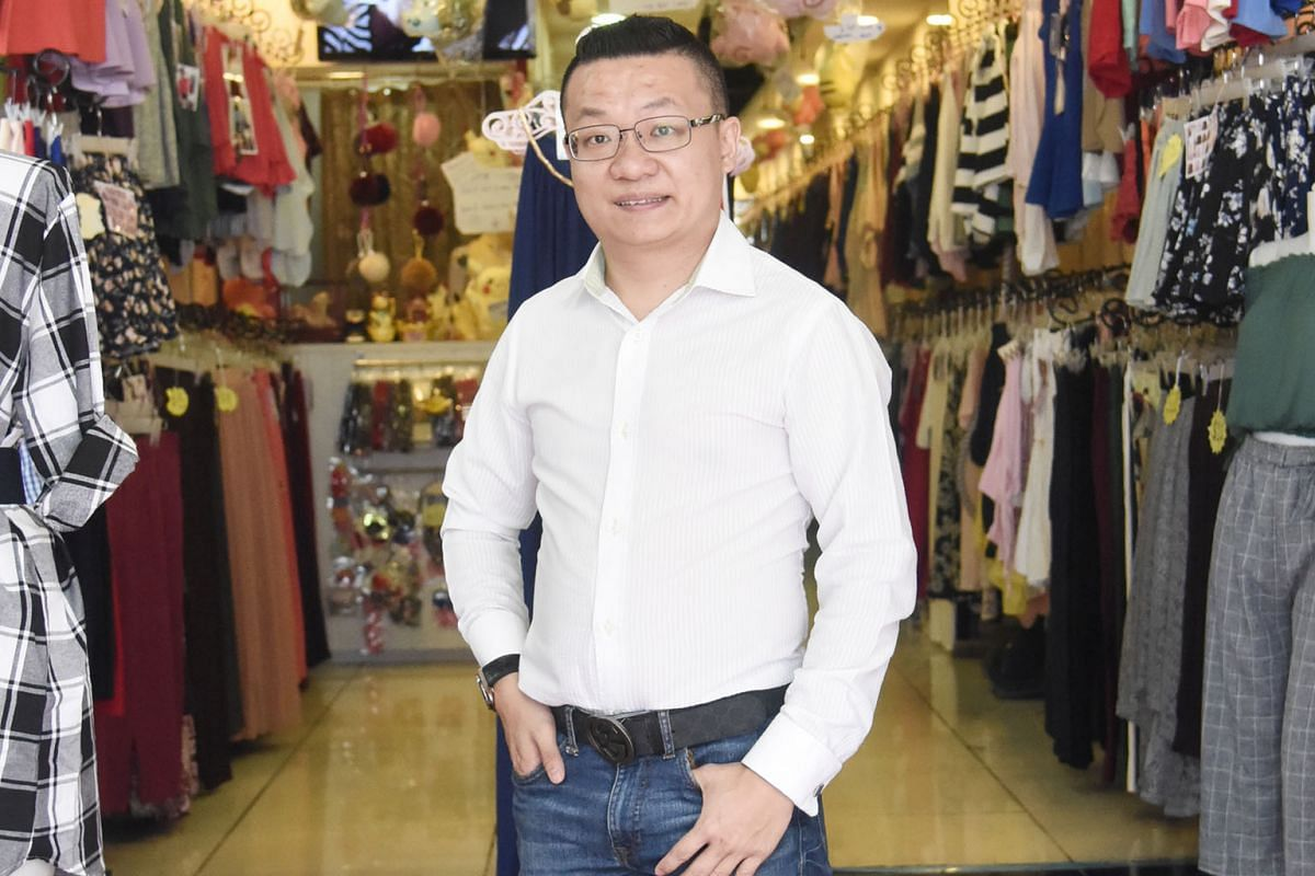 Mr Lim says the most extravagant thing he has done is to quit his banking job to start a fashion business from scratch with a partner. The fashion business, Memories, now has seven outlets.