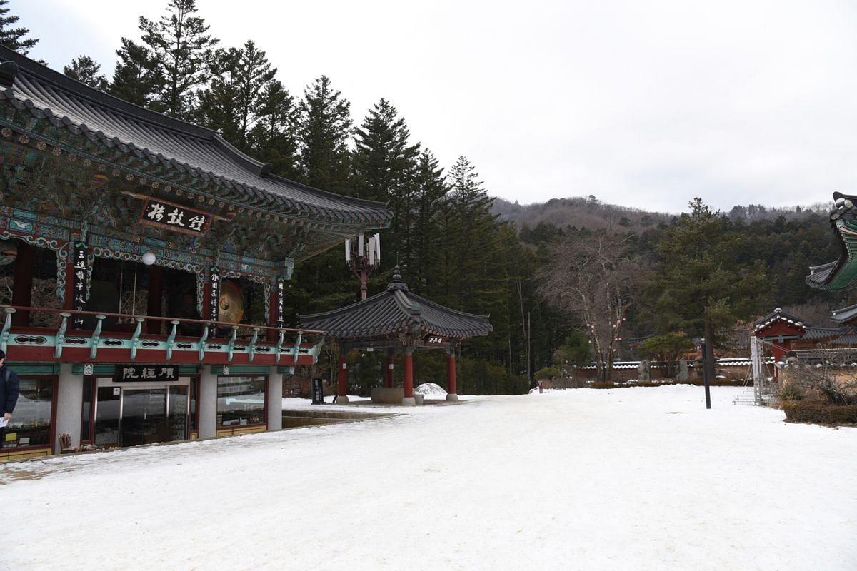 Woljeongsa Temple in Pyeongchang is considered a mecca of South Korean Buddhism. Samtan Art Mine in Jeongseon, which was converted from an abandoned coal mine, has preserved and incorporated much of its past identity into its new role as a museum. Po